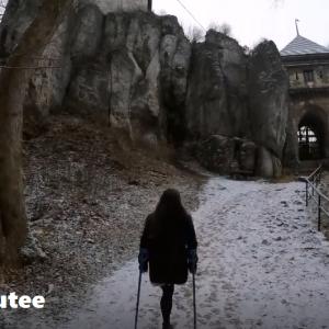 Video 4 Ruine walking!