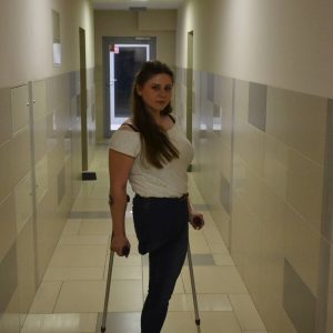 Video 8: Spring crutching