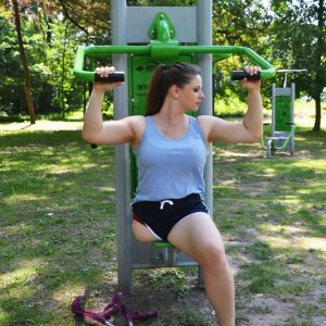 Video 14: FOREST GYM (Part of video 13)