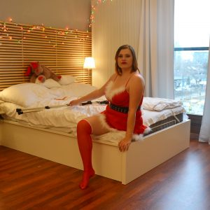 Amelia: Christmas photoset! (special price for christmas)